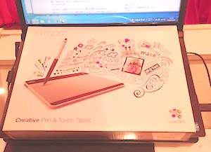Intuos pen & touch small(CTH-480/S0)